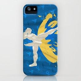 Kickin' It (An Homage To Chun-Li) iPhone Case