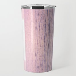 Pink on the Sea Travel Mug