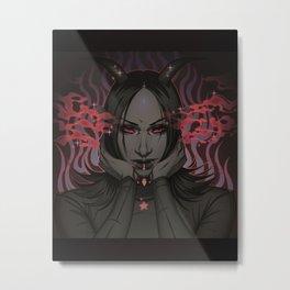 Felice Metal Print