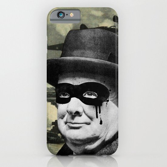 Churchill iPhone & iPod Case