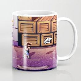 Doble Dragon 2 Coffee Mug