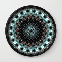 Mandala Artistic Creativity Wall Clock