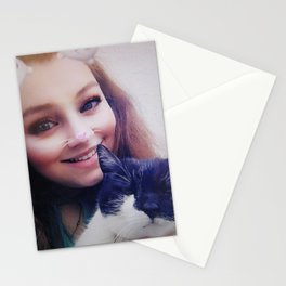 Lucinda and Holly Stationery Cards