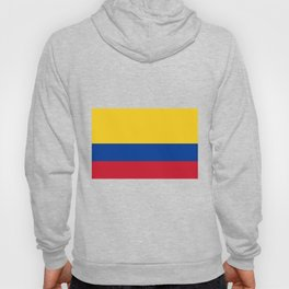 Colombia Flag Hoody