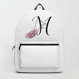 Modern Calligraphy Backpack