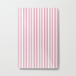 BellaRina - Stripes Pattern Metal Print
