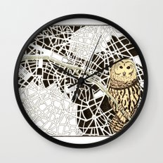 There Is Never Any End Wall Clock