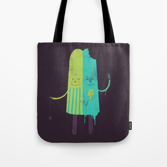 Non-Identical Twins Tote Bag