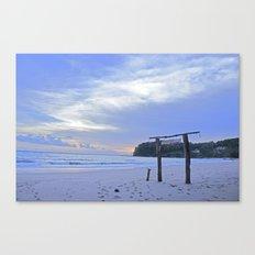 Welcome to Ba Kan Tiang Beach Canvas Print