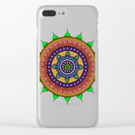 YouStyleGuate1 Clear iPhone Case