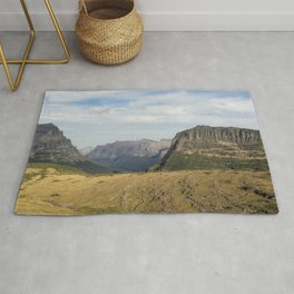 From Logan Pass Rug