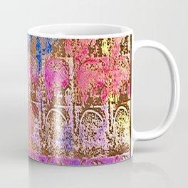 Metallic Melting Colors Coffee Mug