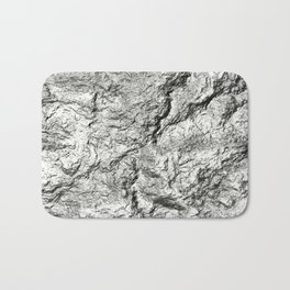 bump abstract Bath Mat