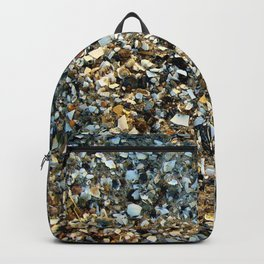 Beach Shell Sand Backpack