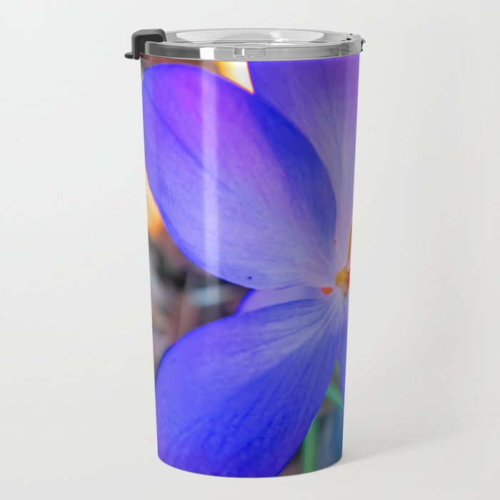 Springtime Flowers Travel Mug