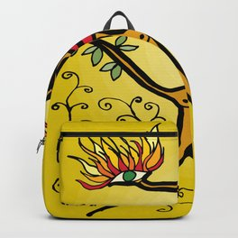 Combustion Backpack
