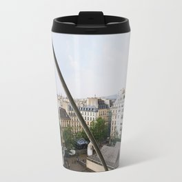 View from Centre Pompidou Travel Mug