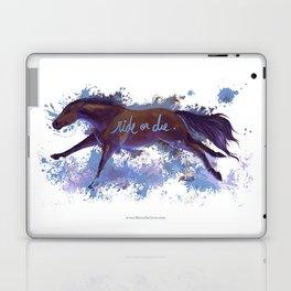 Ride or Die Laptop & iPad Skin