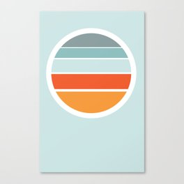 Sunrise Sunset Canvas Print