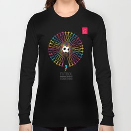 Futbol Brings People Together Long Sleeve T-shirt