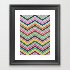 journey 6 Framed Art Print