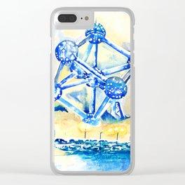 Atomium Clear iPhone Case