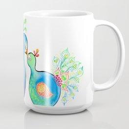 Peacock Fam Coffee Mug