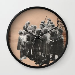 Learning Wall Clock