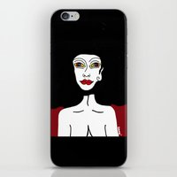 lsd iPhone & iPod Skins featuring LSD by Maria Molinari