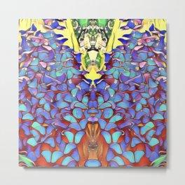 Butterfly surprise Metal Print