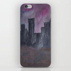 Skyline Sunset iPhone & iPod Skin