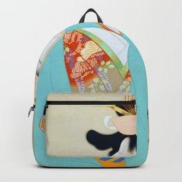 12,000pixel-500dpi - Uemura Shoen - Top Quality Art - Spring Fragrance Backpack