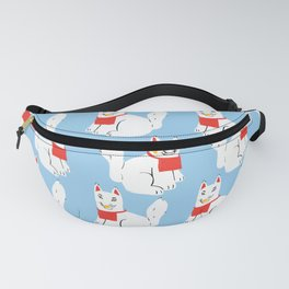 Kitsune - Japanese Messenger Fox Fanny Pack