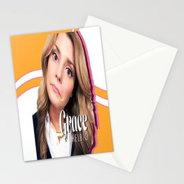 Grace's Faces Stationery Cards