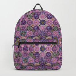 Kaleidoscope of Gems and Jewels Backpack
