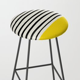 Sunshine x Stripes Bar Stool