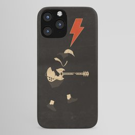 ACDC - For Those About to Rock! iPhone Case