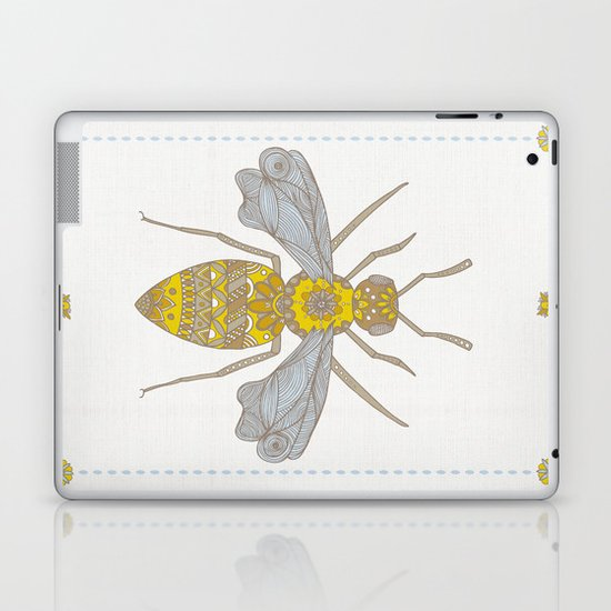 Mr Bee Laptop & iPad Skin