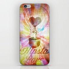 Hipsta Love  iPhone & iPod Skin