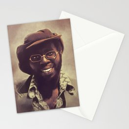 Curtis Mayfield, Music Legend Stationery Cards