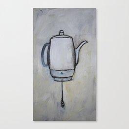 Coffee Pot - Percolator  Canvas Print