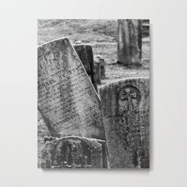 Peek A Boo Metal Print