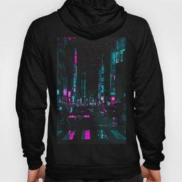 cyberpunk lost street Hoody