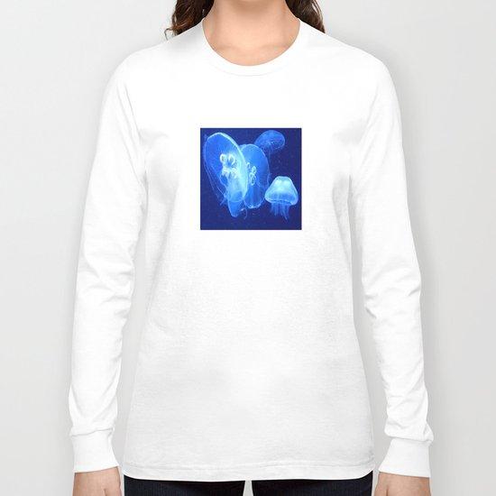 JELLYFISH RISING Long Sleeve T-shirt