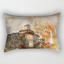 Cuban Dream Rectangular Pillow