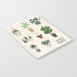 Houseplant Love Notebook