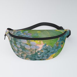 Grapevines 3 Fanny Pack