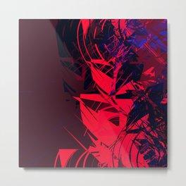 111117 Metal Print