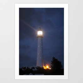 Gibbs Hill Lighthouse Art Print