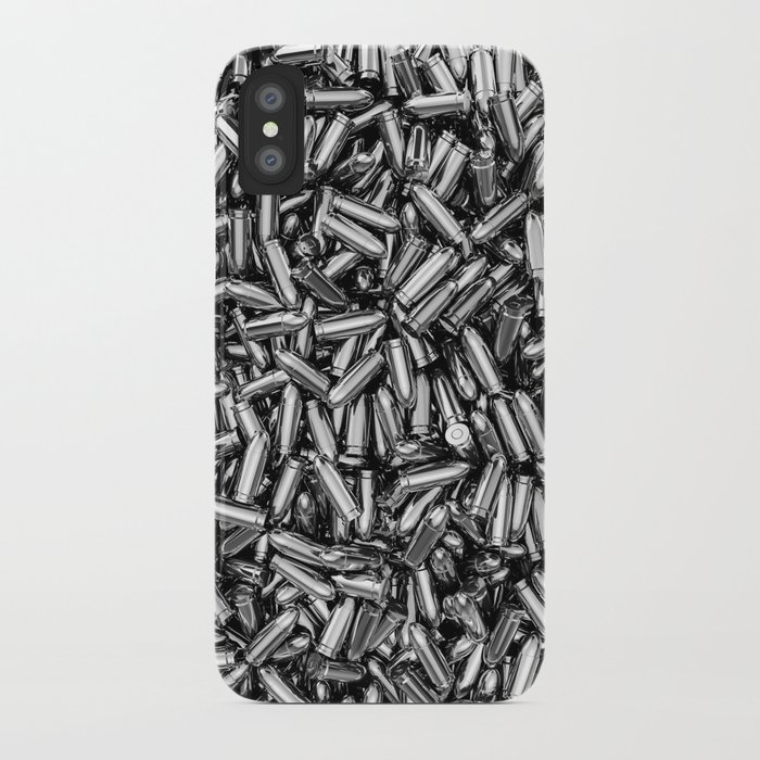 Silver bullets iPhone Case